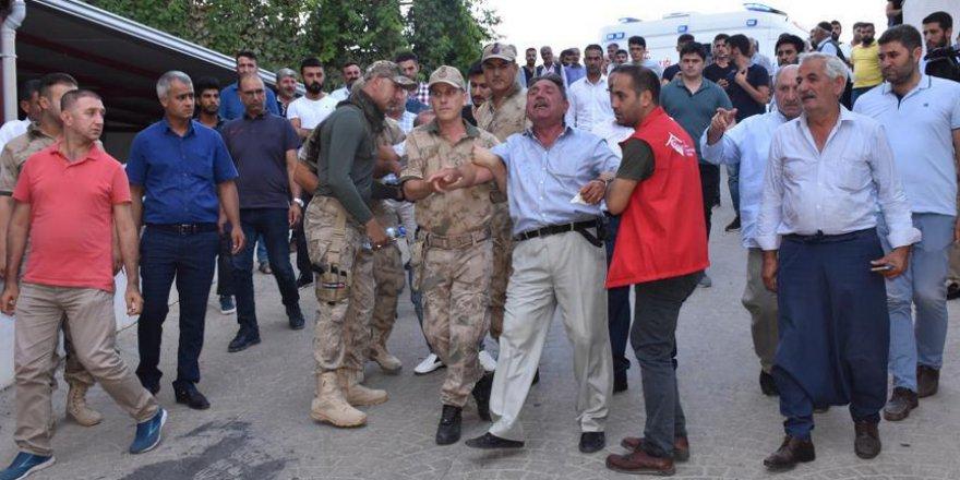 Şehit Uzman Çavuş Yılmaz'ın babasından teröre tepki