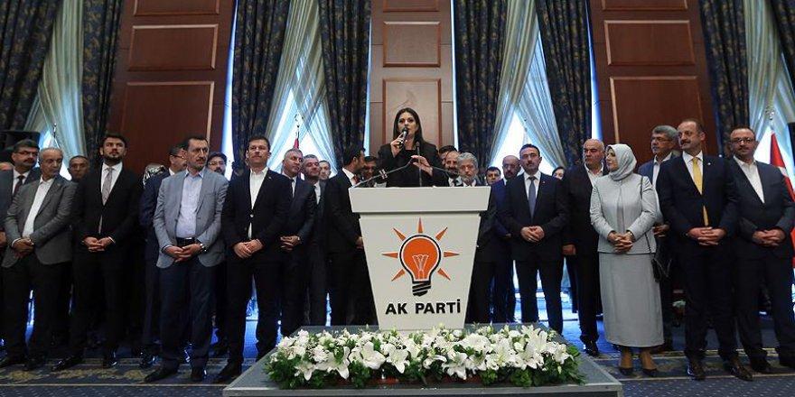 Sarıeroğlu: Türkiye olarak bizi yolumuzdan alıkoyamayacaklar
