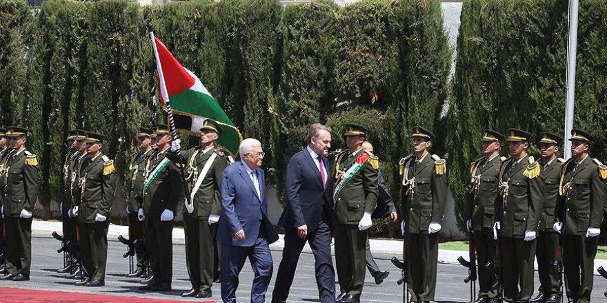 Boşnak lider ilk kez İzetbegovic Filistin'de