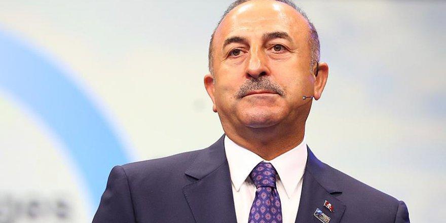 Çavuşoğlu: Münbiç'ten YPG'lilerin çıkarılmasının zamanı geldi