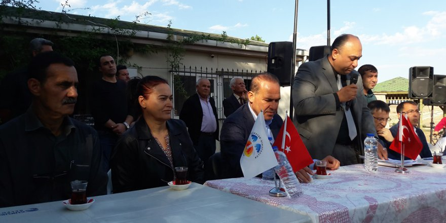 Başkan Sözlü'den Şambayadı TOKİ'ye Ziyaret..