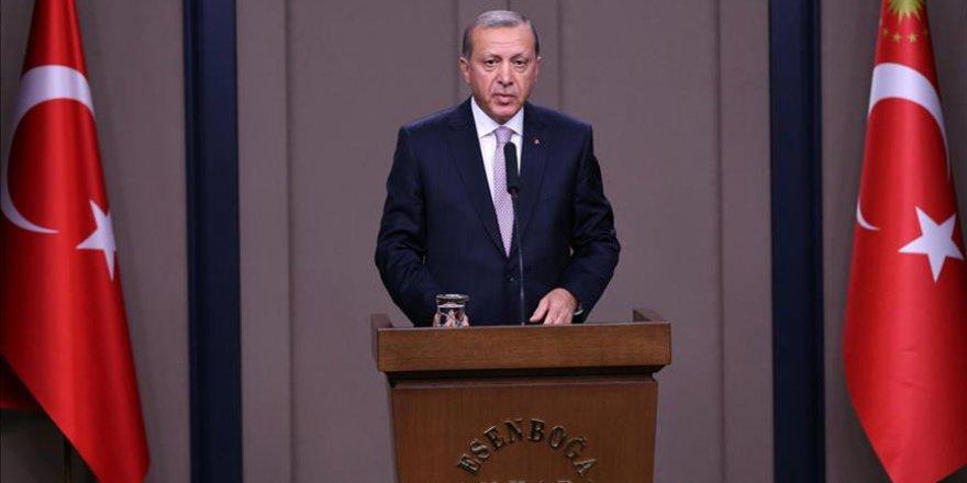Erdoğan: Hakkari'de 7 şehidimiz var