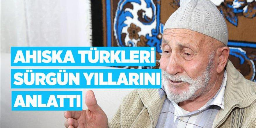 Ahıska Türkleri sürgün yıllarını anlattı