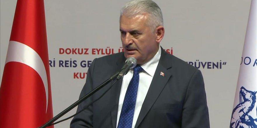 TBMM Başkanı Yıldırım: Türkiye Doğu Akdeniz'de oldubittiye anında karşılık verir