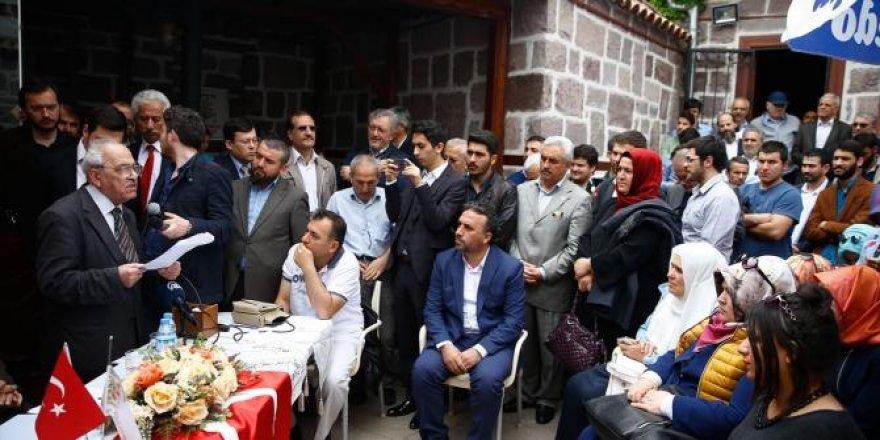 """Sezai Karakoç, """"İslam'da devlet zorunludur.."""""""