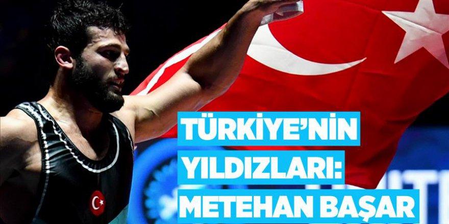 Türkiye'nin Yıldızları: Metehan Başar