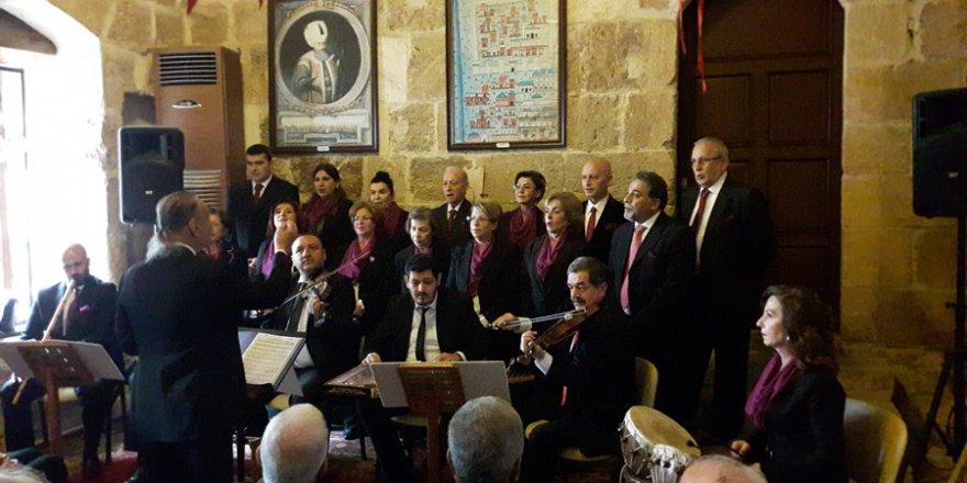 Ramazanoğlu Konağı Kültür Merkezinde Türk Sanat Müziği Konseri..