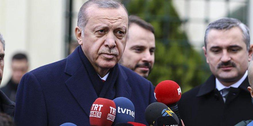 Erdoğan: Cumhur ittifakını bozdurmamak noktasında kararlıyız