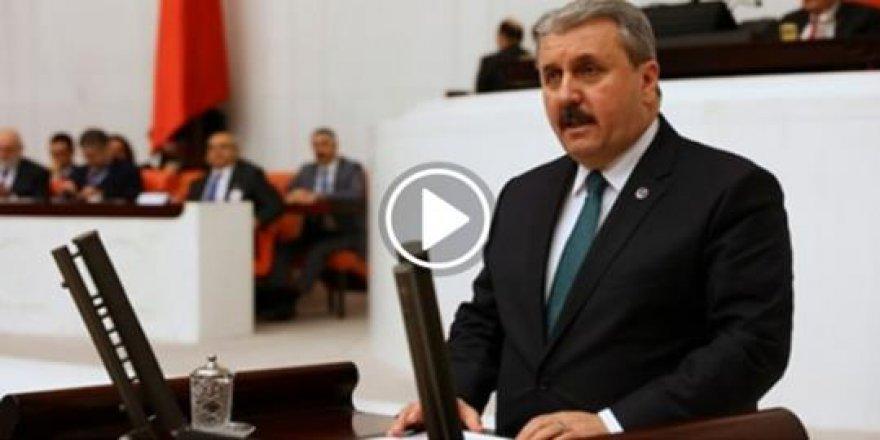 'PKK'nın siyasi uzantılarına hazineden para vermek haramdır'
