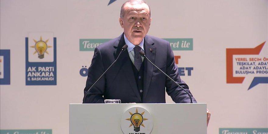 Erdoğan: Cumhur ittifakında kimse çizgimizin dışına çıkamaz
