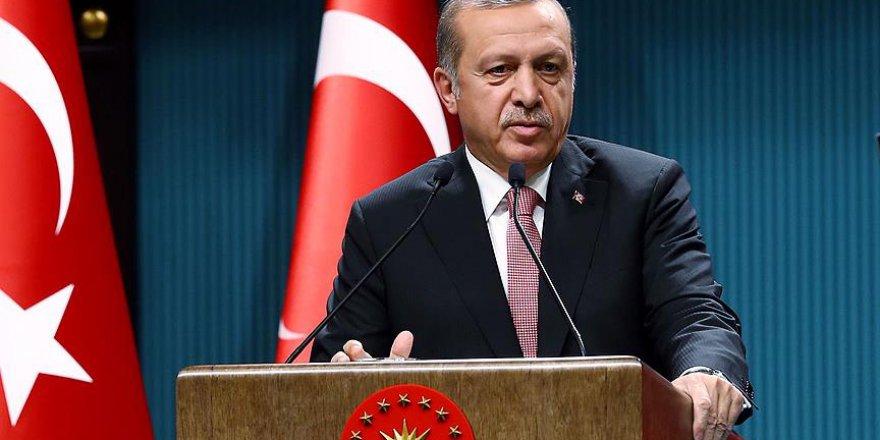 Erdoğan: Irak'ın toprak bütünlüğü Irak siyasetimizin temelidir