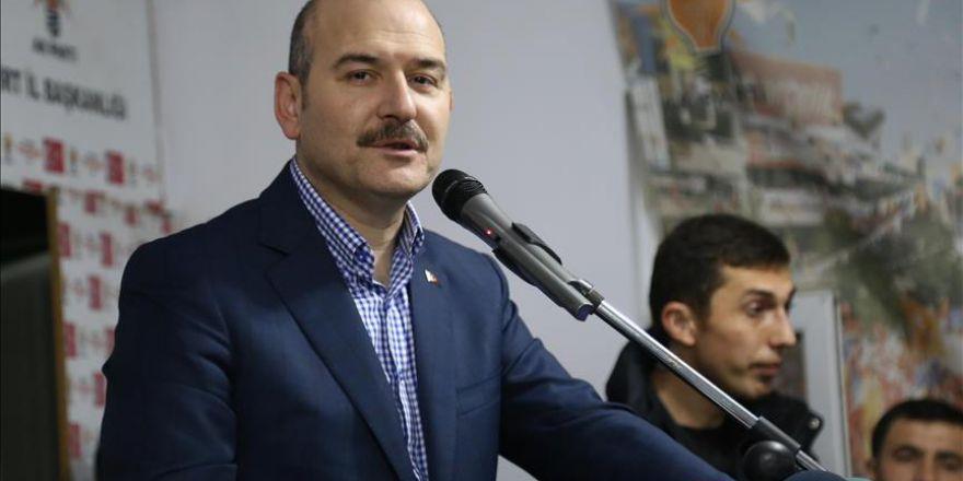 İçişleri Bakanı Soylu: Bütün terör örgütleri silinecek