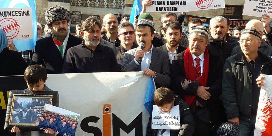 """Abdulvali Osman: """"Doğu Türkistan'da yaşanan vahşet kelimelerle anlatılmaz.."""""""