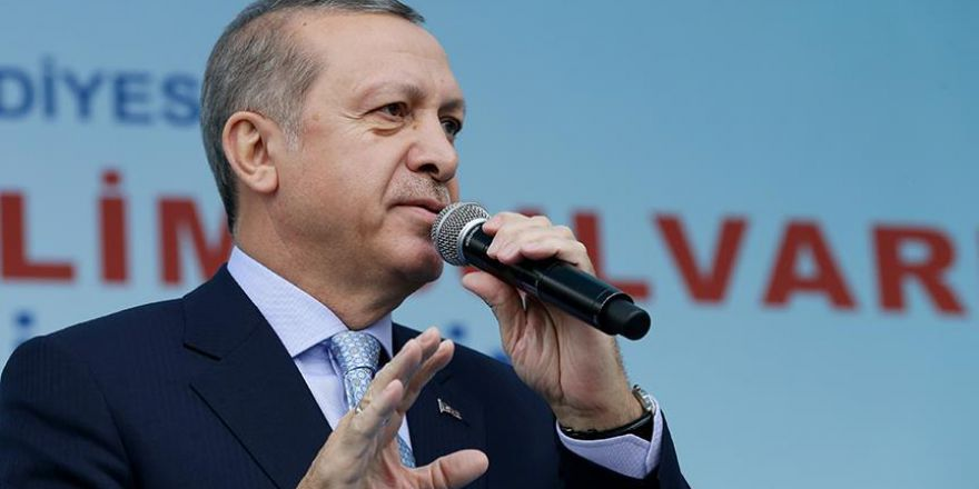 Cumhurbaşkanı Erdoğan: Türkiye yüksek gelirli ülkeler sınıfına geçti