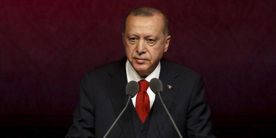 """Erdoğan'dan """"Hello Brother"""" kampanyasına destek"""