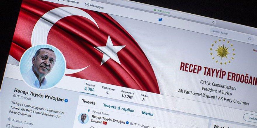 Erdoğan'dan Dünya Tiyatrolar Günü'ne videolu kutlama