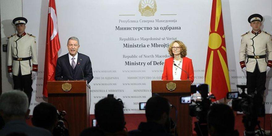 Akar: Makedonya'nın FETÖ konusunda gerekli adımları atacağına inanıyorum