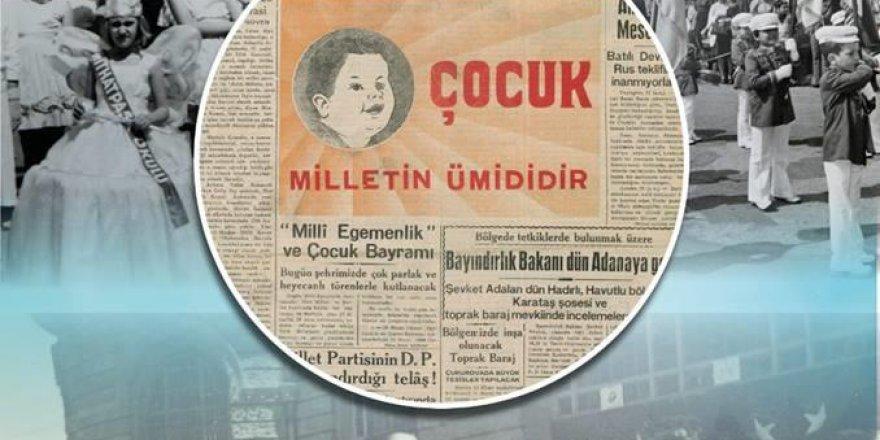 23 Nisan Ulusal Egemenlik ve Çocuk Bayramı'nın 99. Yıl Dönümü..