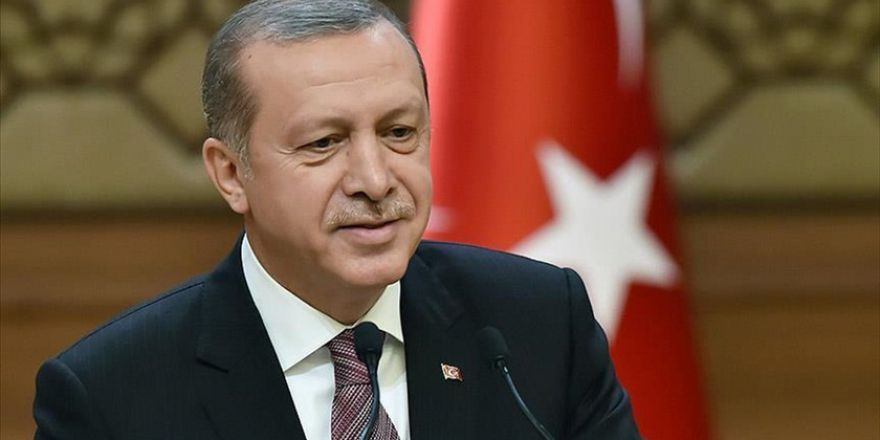 Cumhurbaşkanı Erdoğan: Türkiye teröre teslim oldu' demek teröristle aynı safta yer almaktır