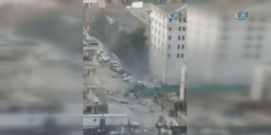 İzmir'de büyük patlama (İzmir patlama, yaralı sayısı)