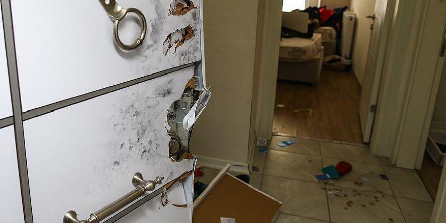 Polis, Ortaköy saldırganının kaldığı evi basına açtı