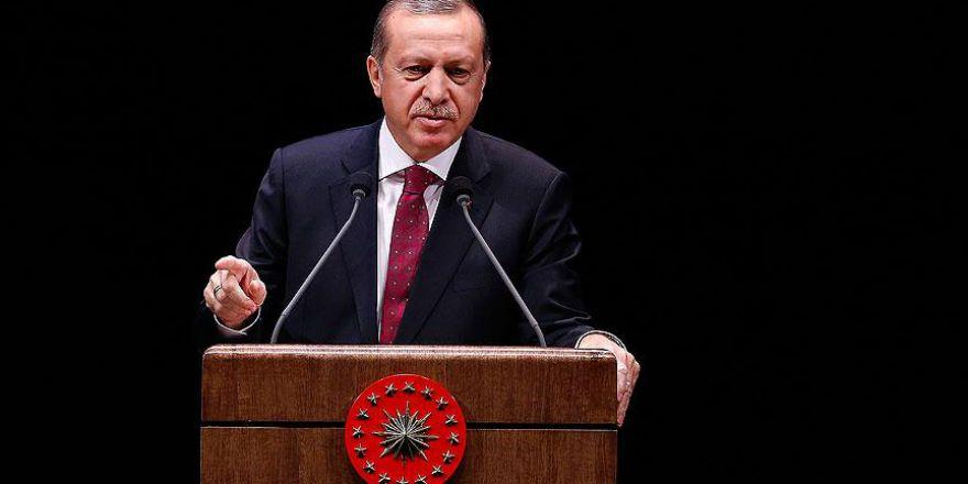 Cumhurbaşkanı Erdoğan: İtirafçı diyerek ortaya çıkanlar aldatmacayı oynuyor