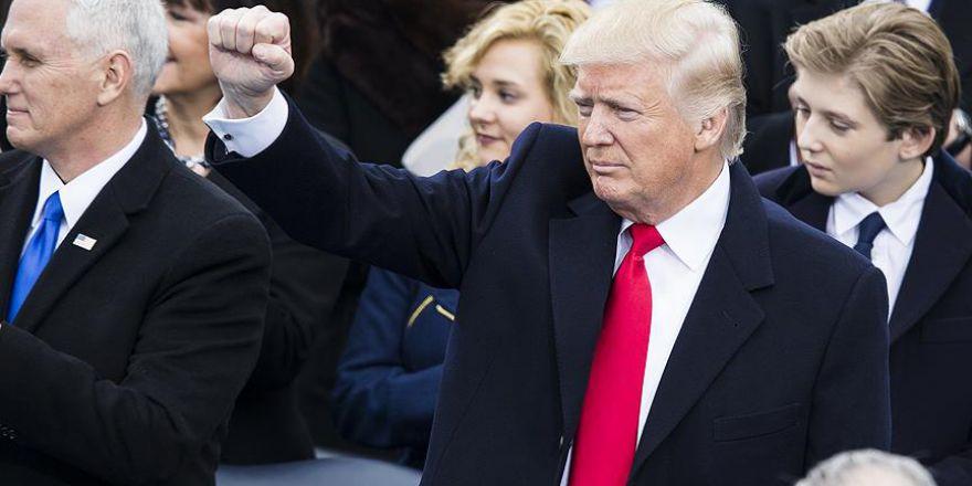 Trump görevi devralıyor