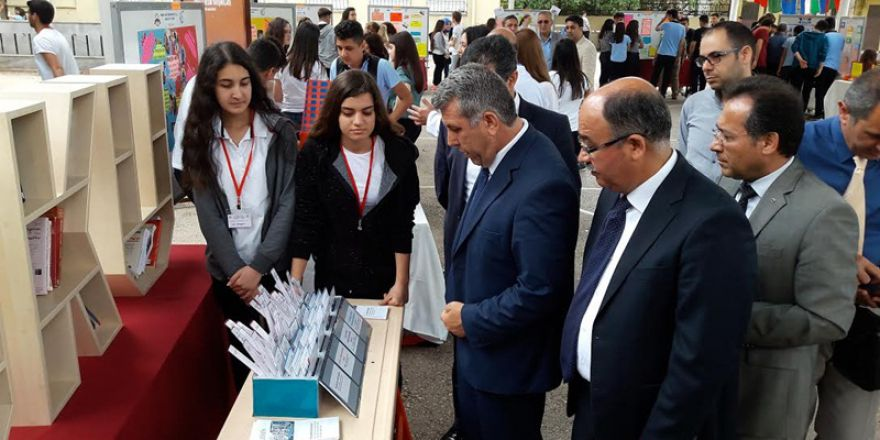 Emine Nabi Anadolu Lisesi 4006 TÜBİTAK Bilim Fuarından Kısa Kısa