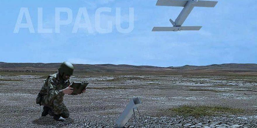"""Türkiye'nin """"kamikaze drone""""ları göreve hazır"""