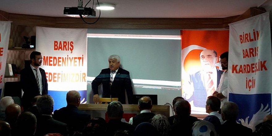 Ali Geçioğlu: 'Gecemizi gündüzümüze katarak çalışmalıyız..'