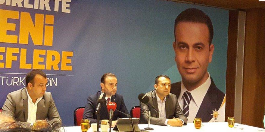 Gülaçtı: 'Bir olacağız, beraber olacağız, birlikte Adana..'
