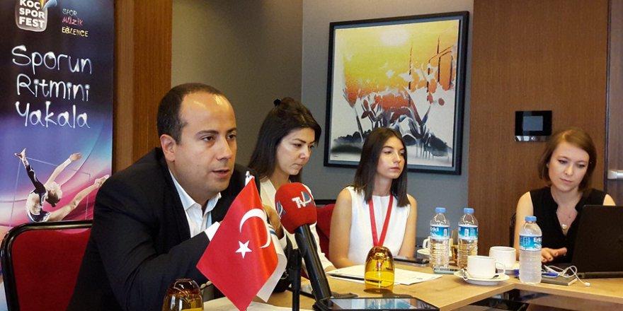 Okyar Tuncel, 'Üniversiteli Sporcular Adana'da Olimpiyat Ruhunu Yaşatacak..'